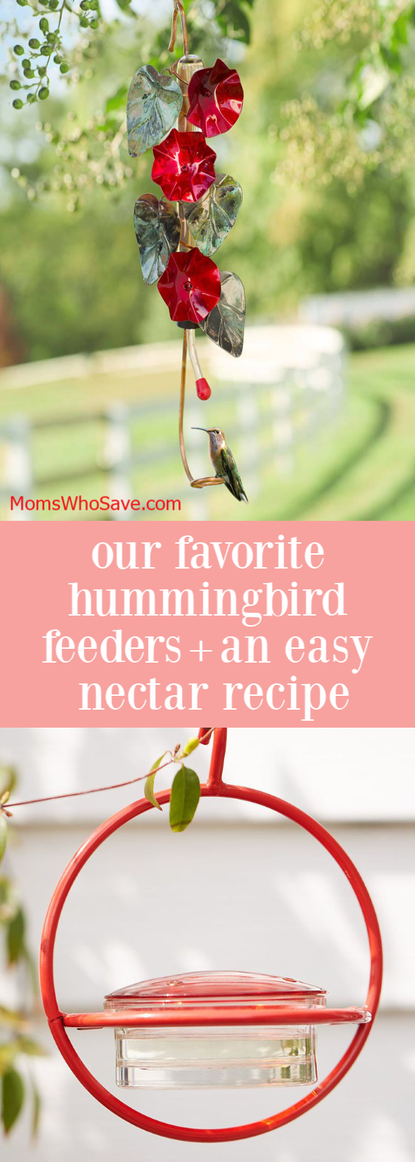 favorite hummingbird feeders