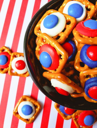 red white blue appetizers
