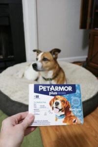 PetArmor Plus flea and tick