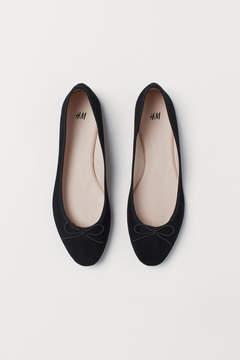 H&M Ballet Flats - Black