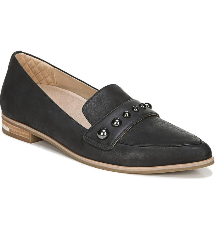 Dr. Scholl's Faxon Studded Loafer