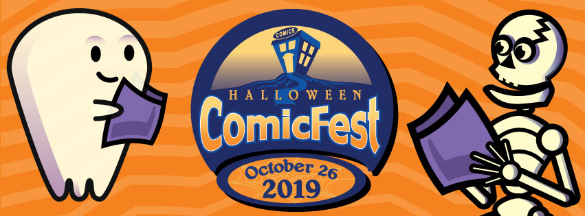 free comic books for halloween