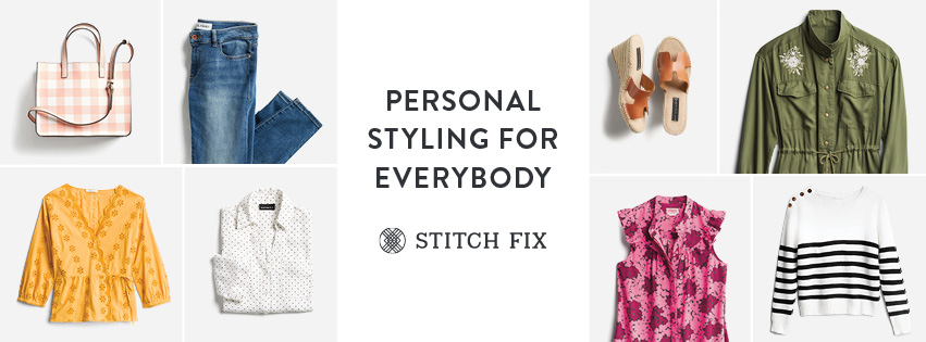 Free $50 Credit to StitchFix — Stylist-Picked Clothes Delivered to You with Free Shipping and Returns