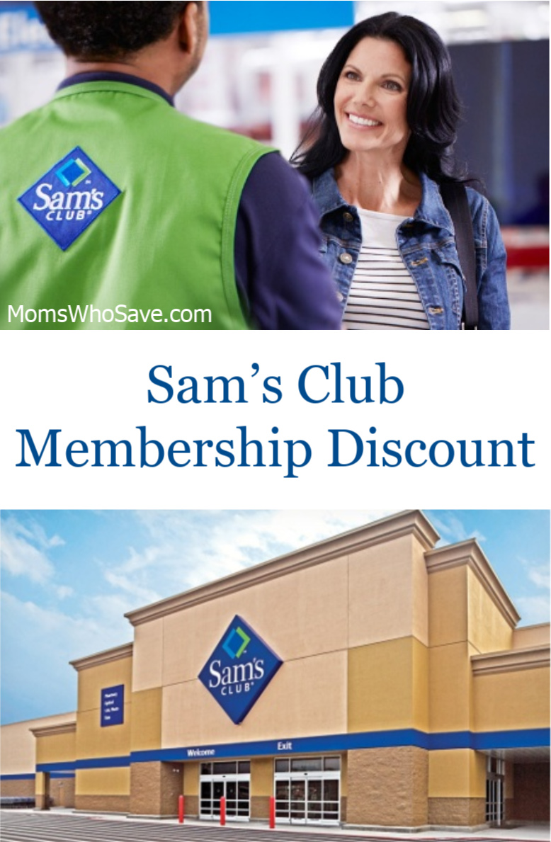 sams club membership discount
