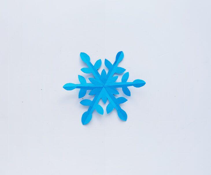 snowflake wand diy