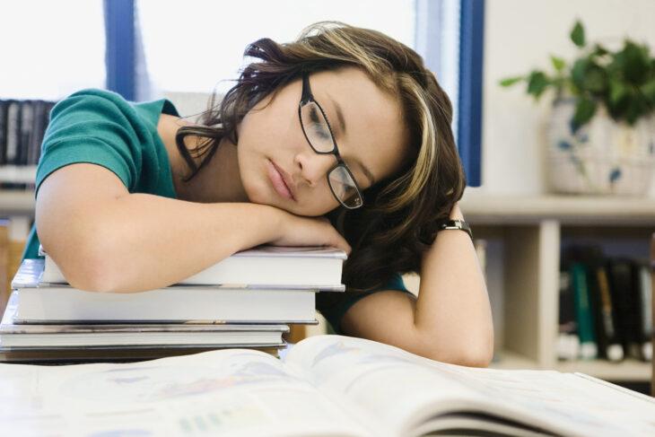 teen sleep habits