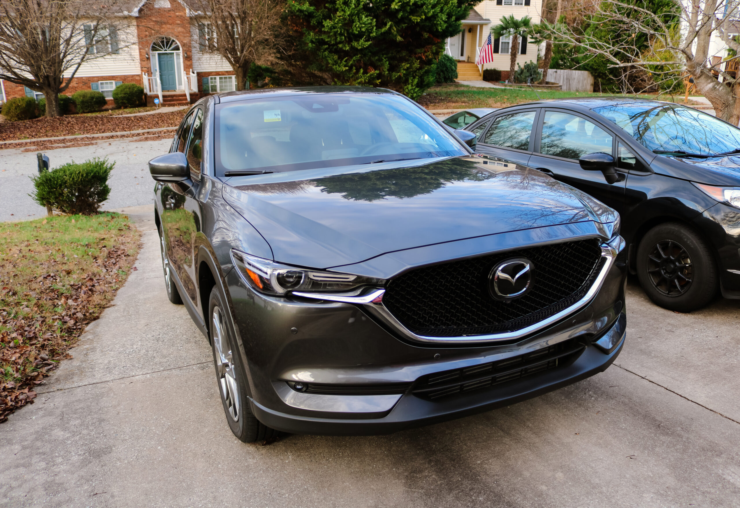 review of mazda cx-5