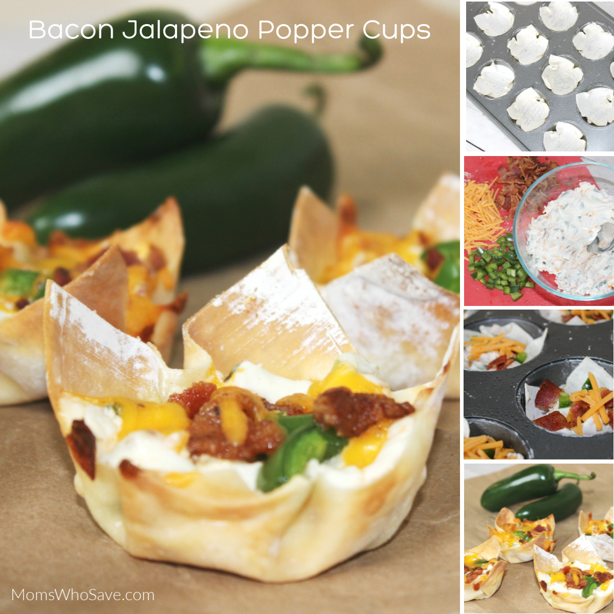 jalapeno popper cups recipe