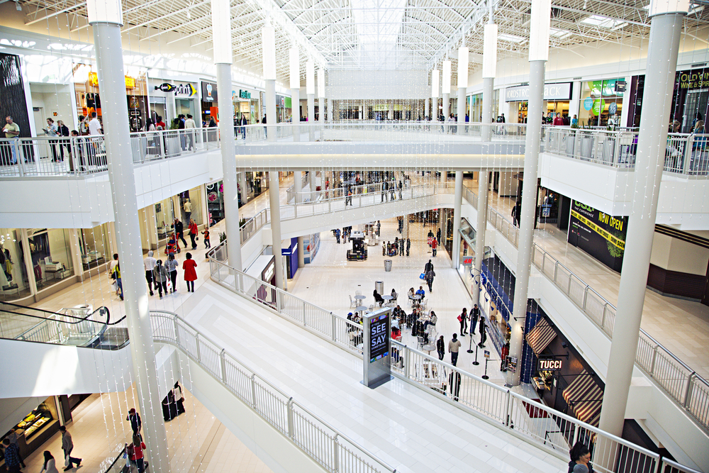 stores at mall of america