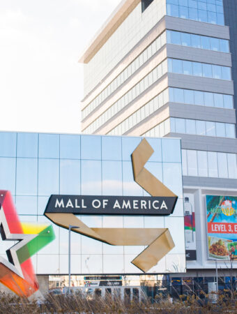 mall of america vacation