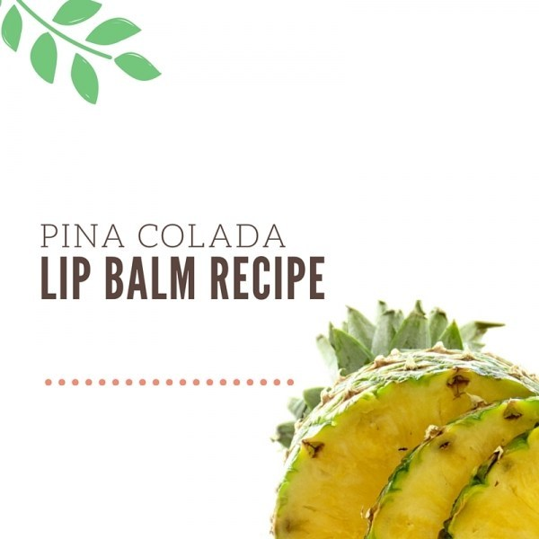 Lip Balm – Pina Colada Twist