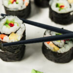 how to make vegan sushi