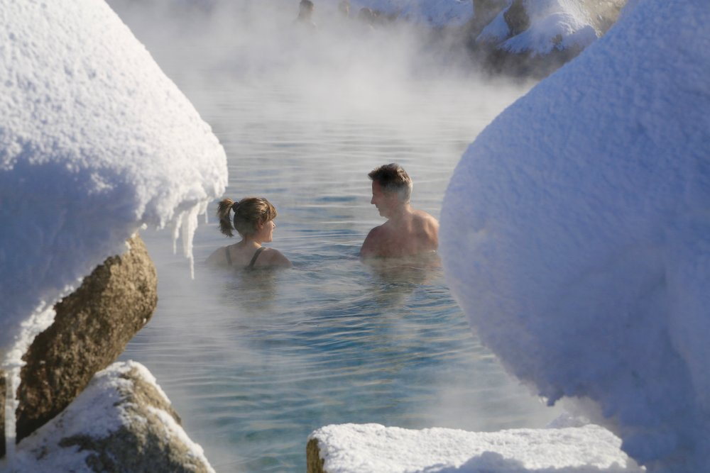 The Best Natural Hot Springs in the U.S.