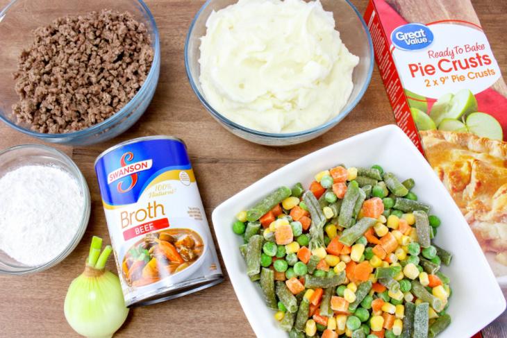 mini shepherd's pie ingredients