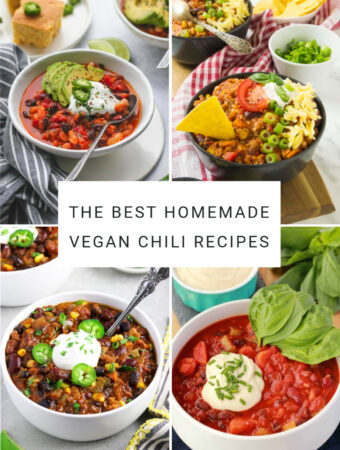 simple vegan chili pressure cooker