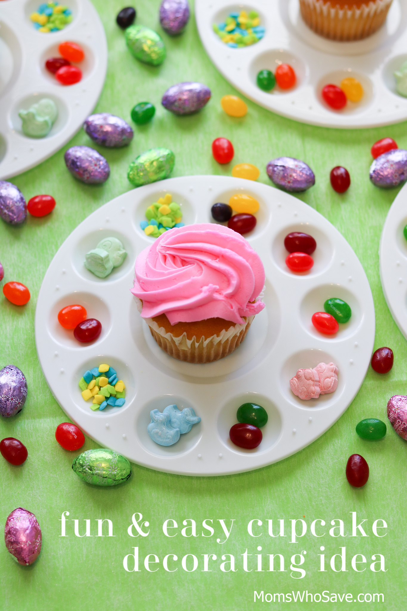 cupcake decorating for kids