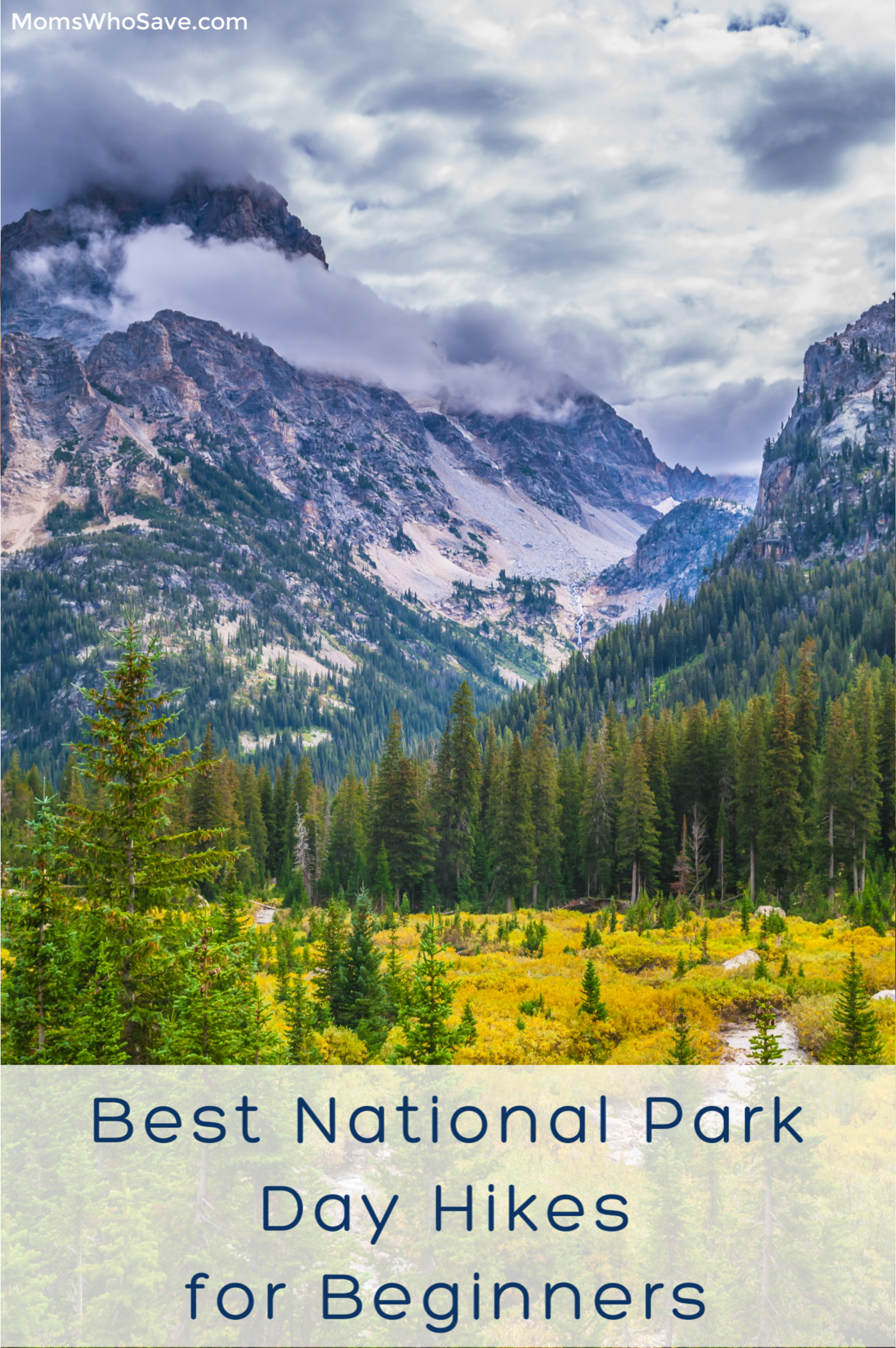 best national park day hikes