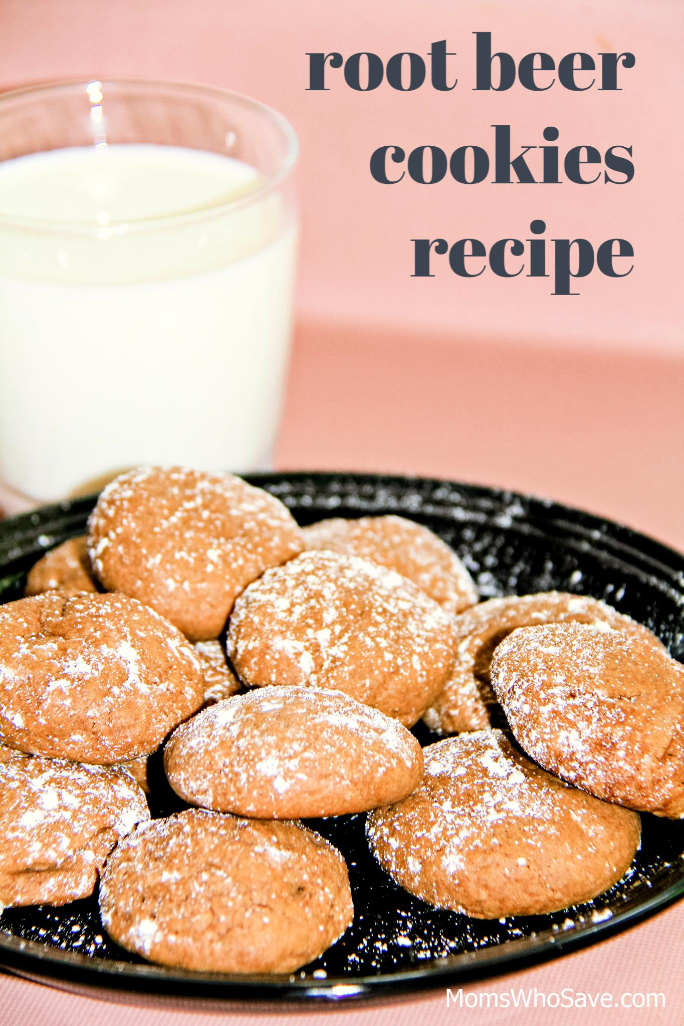 root beer cookies recipe