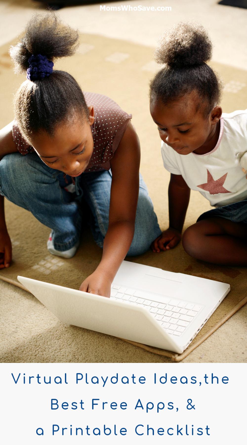 kids virtual playdates