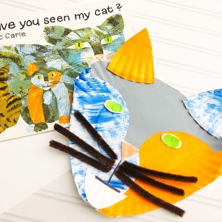 Eric Carle's Have You Seen My Cat? Book Craft