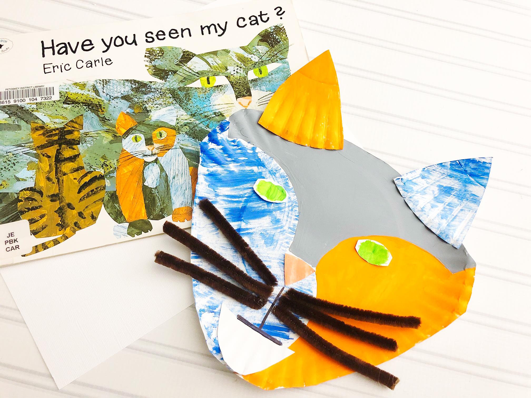 eric carle book craft