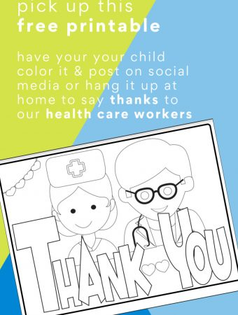 doctors and nurses coloring page free printable