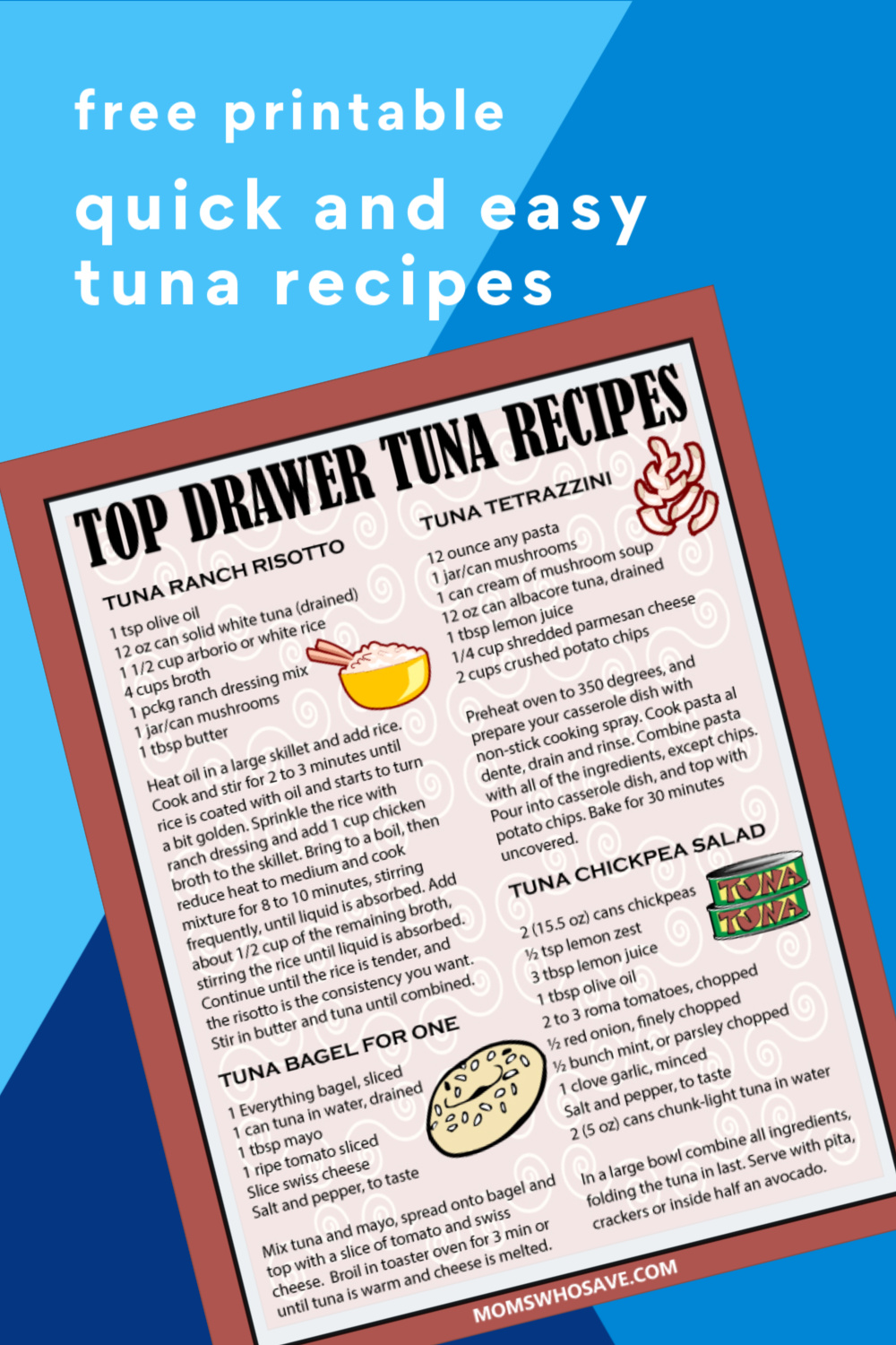 tuna meal recipes