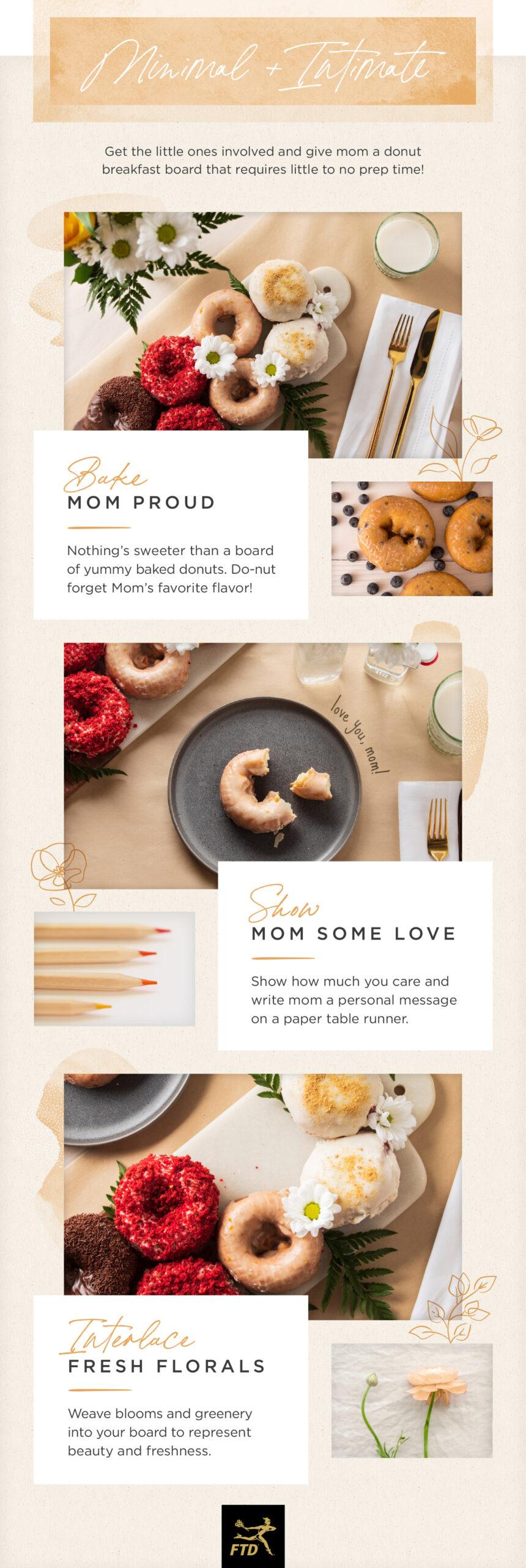 Doughnut Charcuteri Board