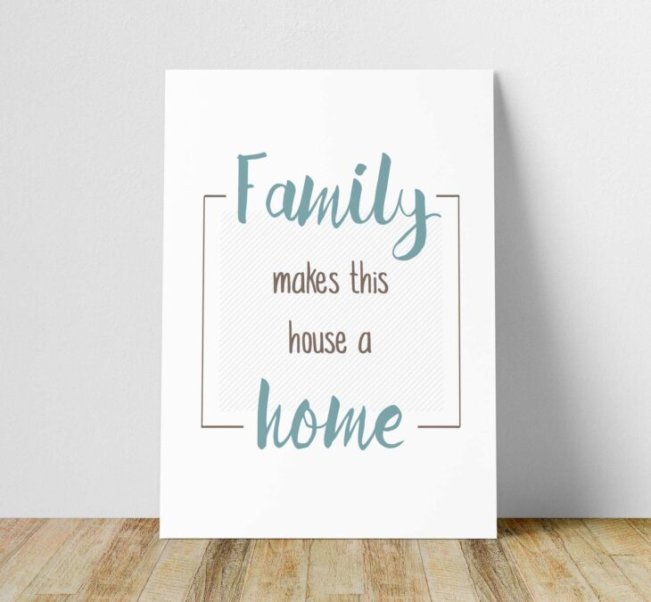 kitchen family printables