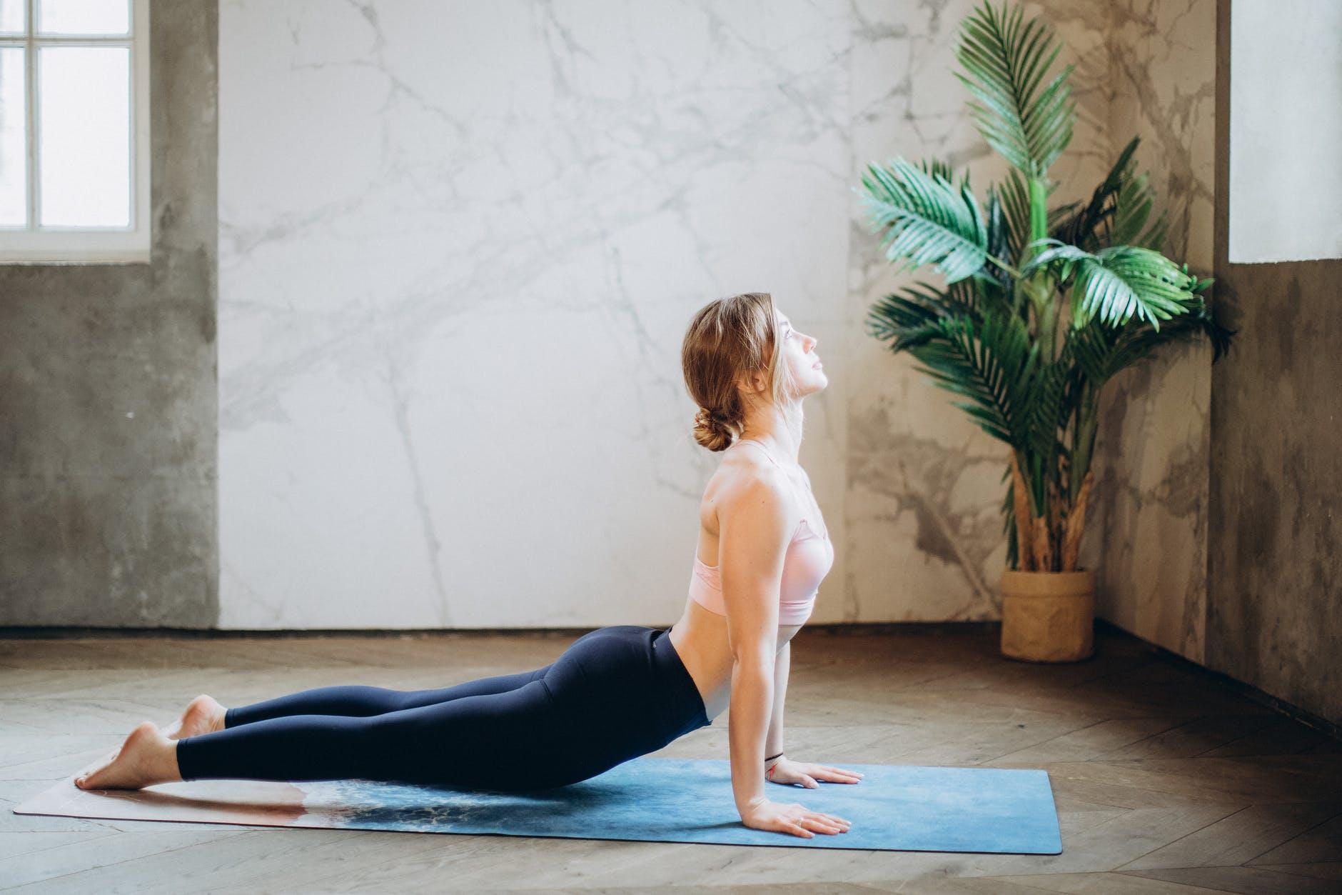 best yoga poses for fertility