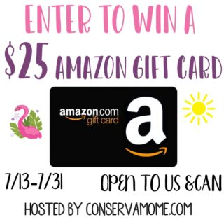 Giveaway — Enter to Win an Amazon Gift Card
