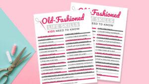 Old-Fashioned Skills