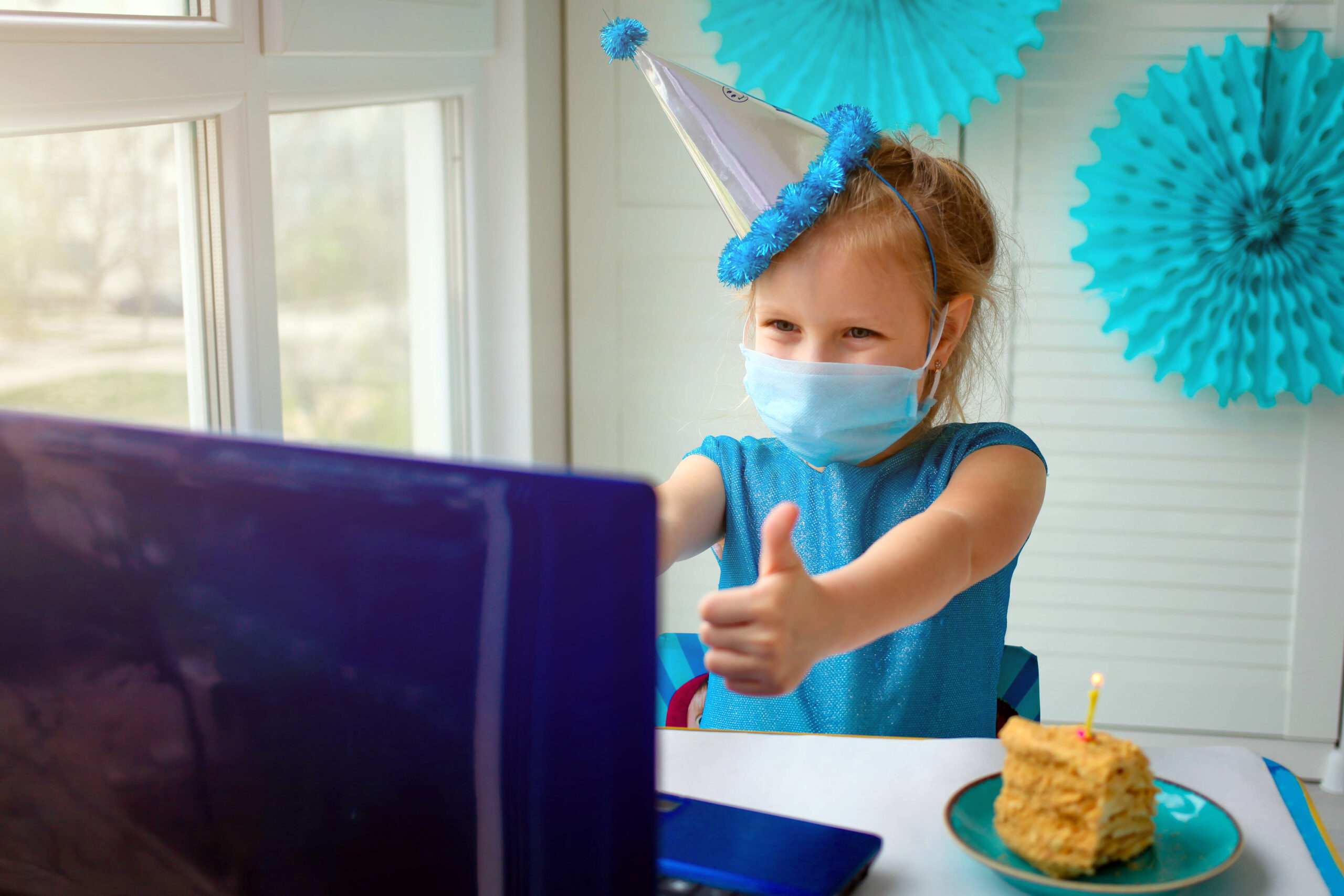 Virtual Birthday Party Ideas for Kids