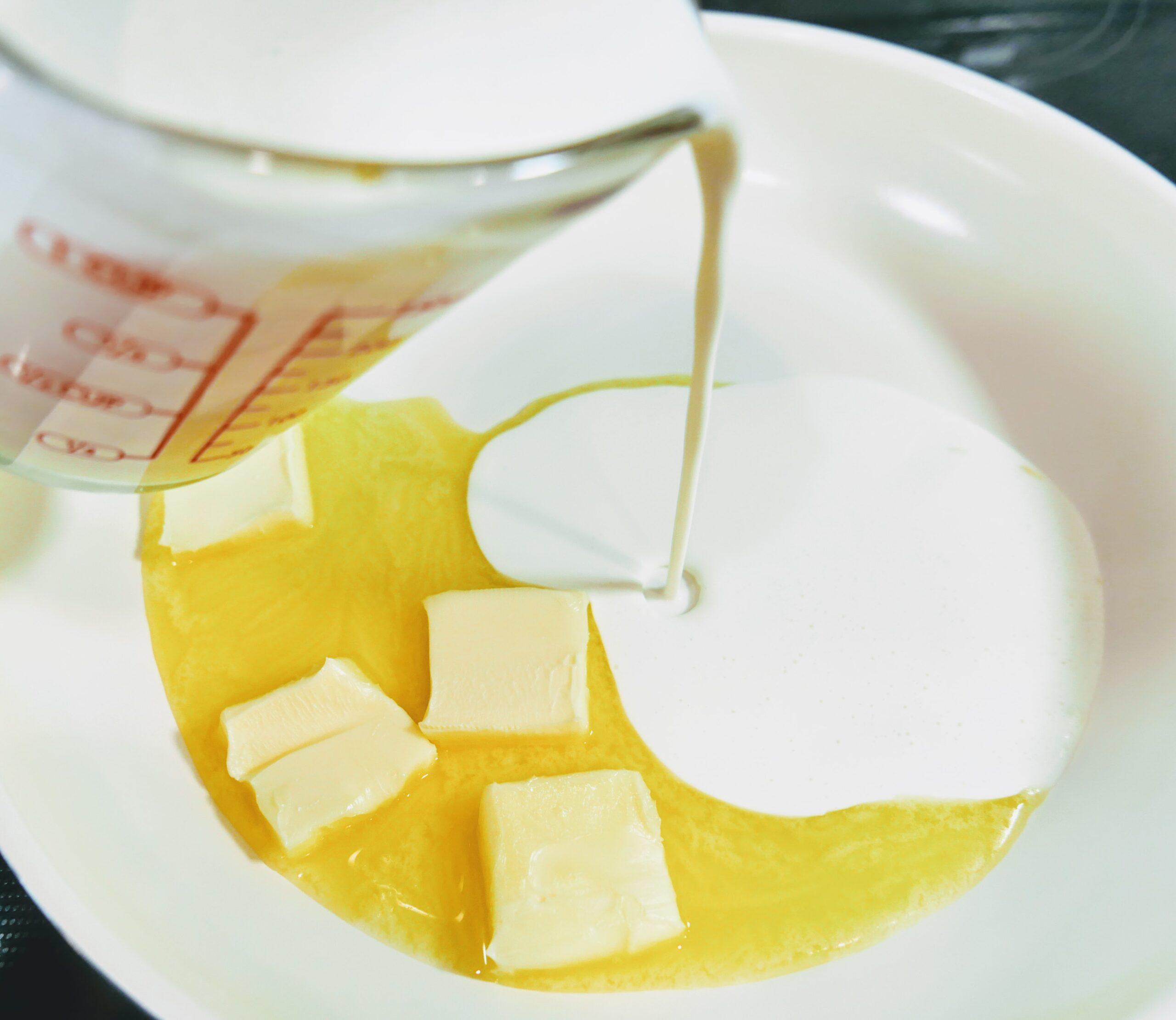 homemade cream sauce