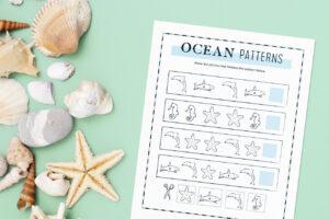 printable ocean-themed games