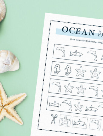 printable ocean-themed games