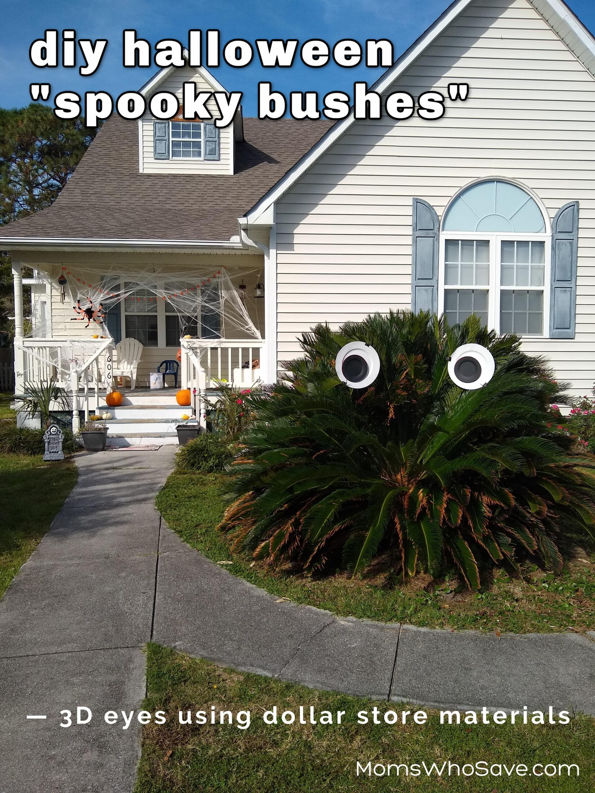 DIY Halloween Yard Decoration Idea