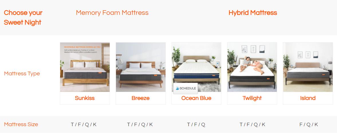 sweetnight mattress twilight review