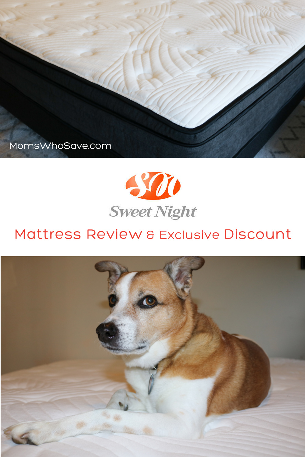 sweet night mattress discount