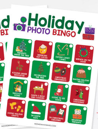 free holiday photo bingo game for kids