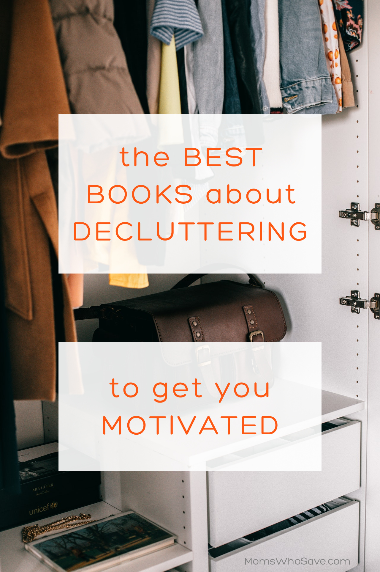 books about decluttering