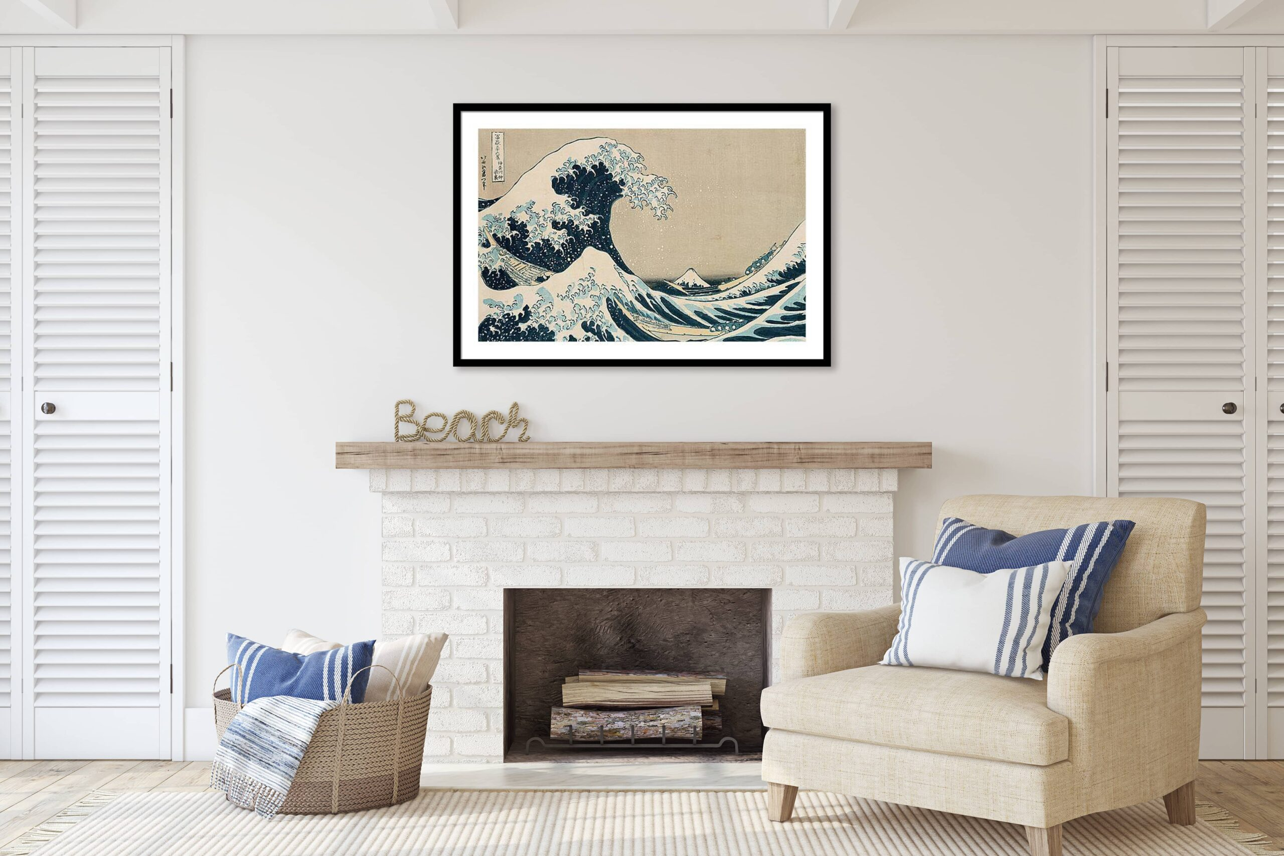 how to choose wall art