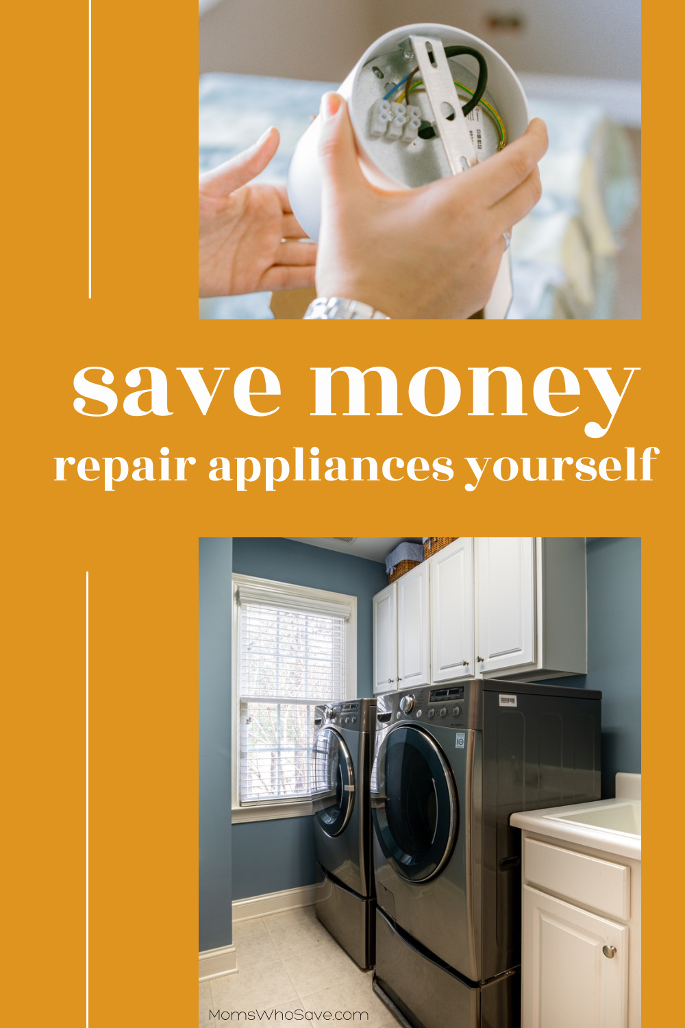 do-it-yourself appliance repair