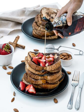 French toast recipe with brown sugar