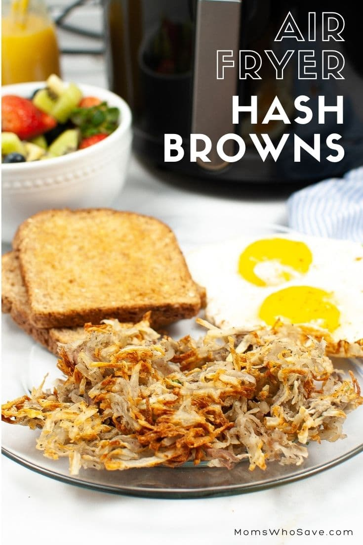 Hash Browns in Air Fryer Recipe