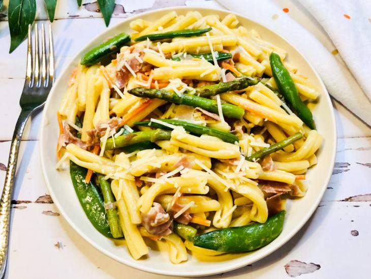 Casarecce pasta recipe