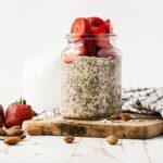 protein packed overnight oats