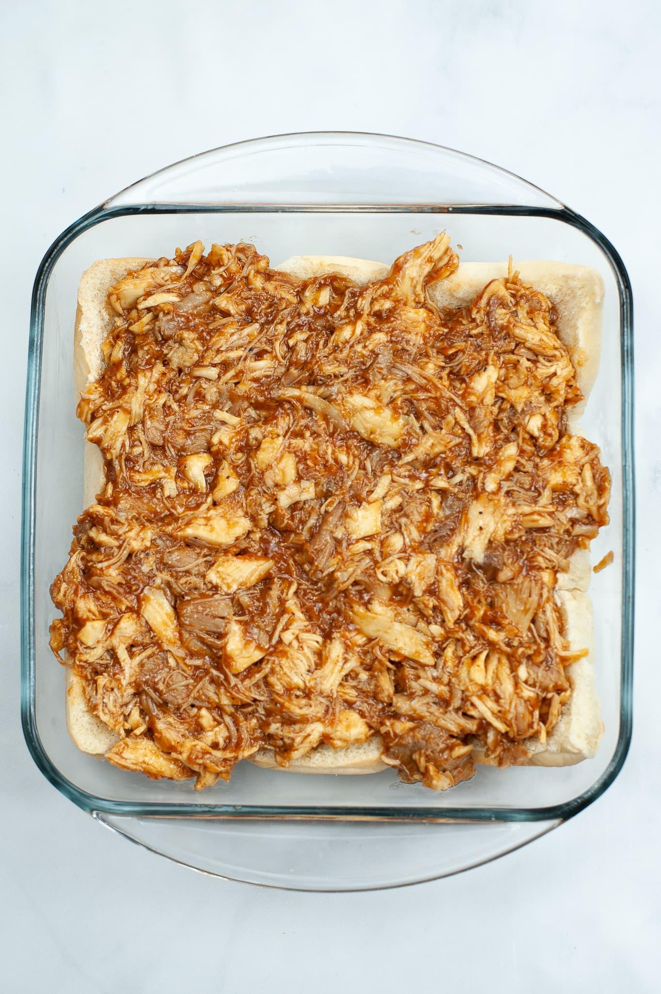 Instant Pot Barbeque Chicken