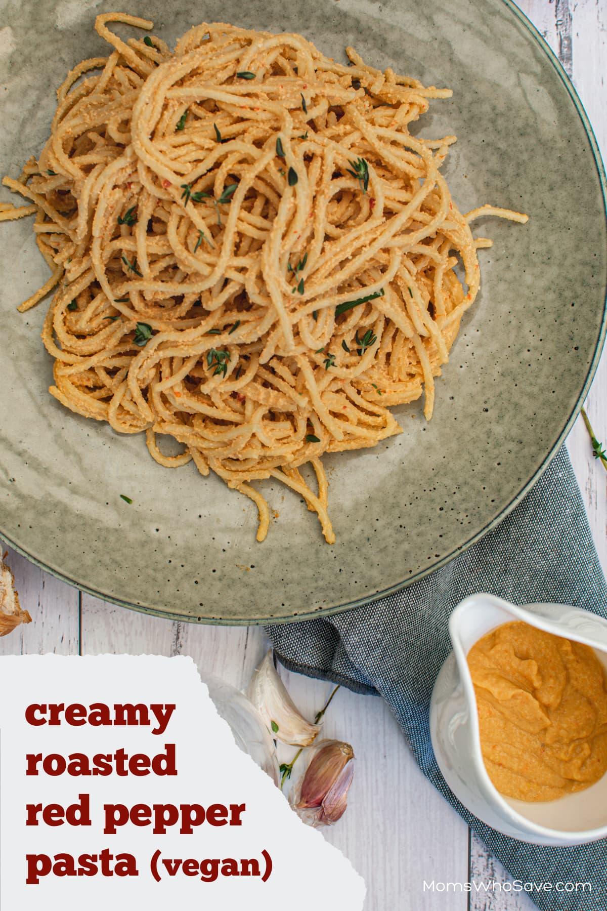 vegan cashew pasta sauce