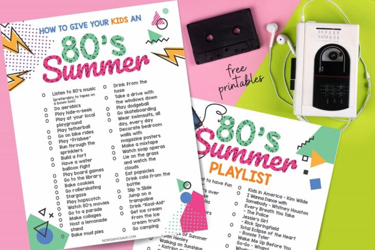 ultimate 80s playlist